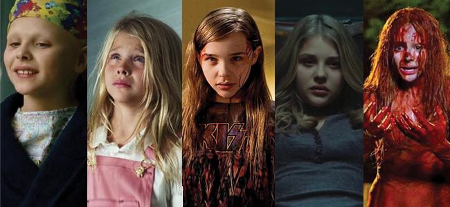 Fast schon ein eigenes Subgenre: Horror Remakes mit Chloë Grace Moretz