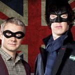 Apfel-Sherlock, Birnen-Batman