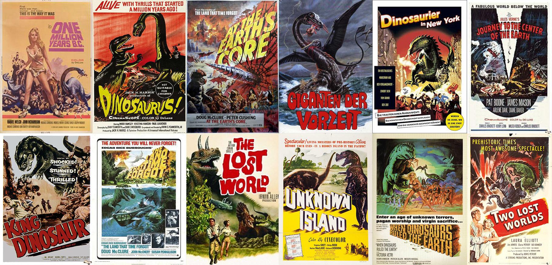 dinosaurier geheimnisvolle inseln