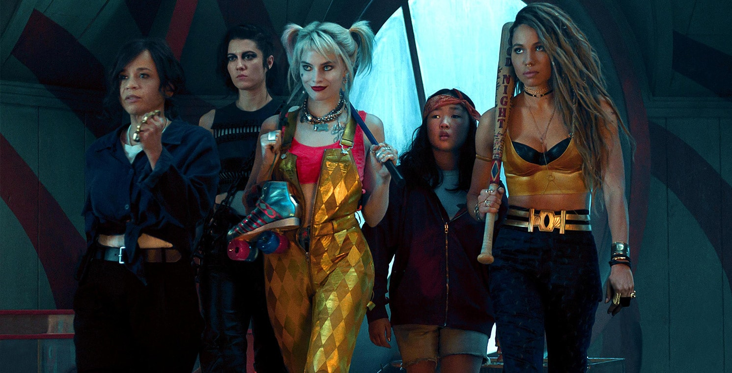 BIRDS OF PREY: THE EMANZIPATION OF HARLEY QUINN