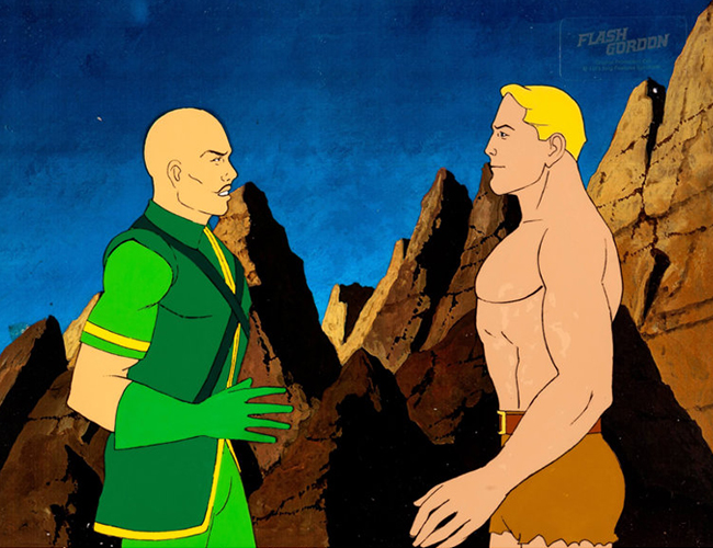 Flash Gordon Cartoon