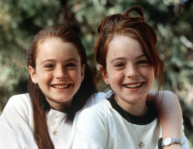 Ein Zwilling kommt selten allein