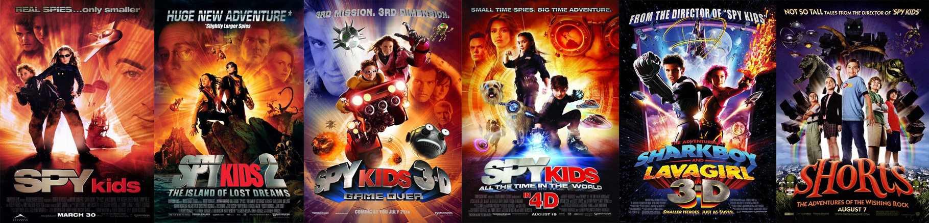 Robert Rodriguez Kinderfilme