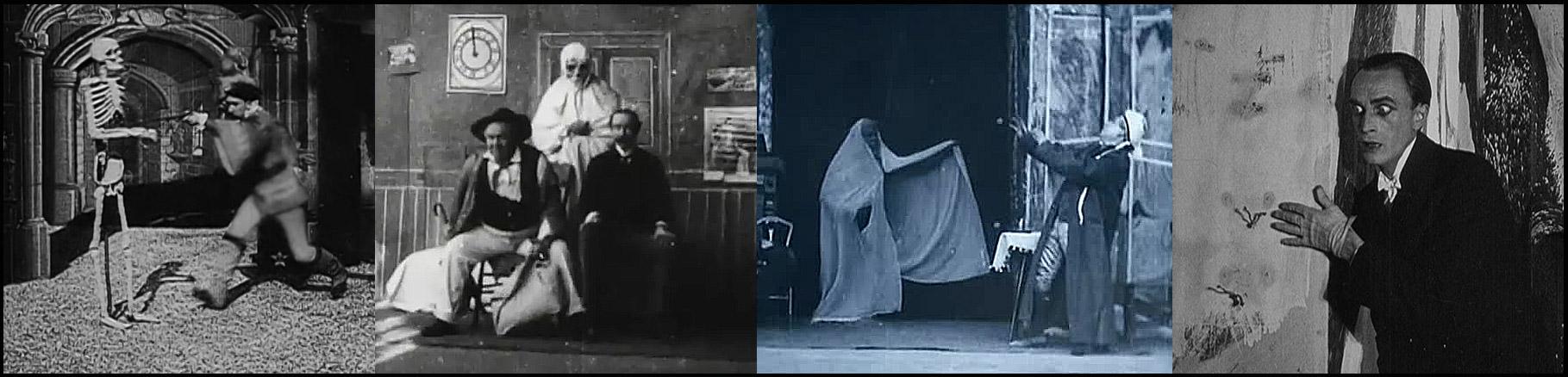 Geisterfilm Stummfilm
