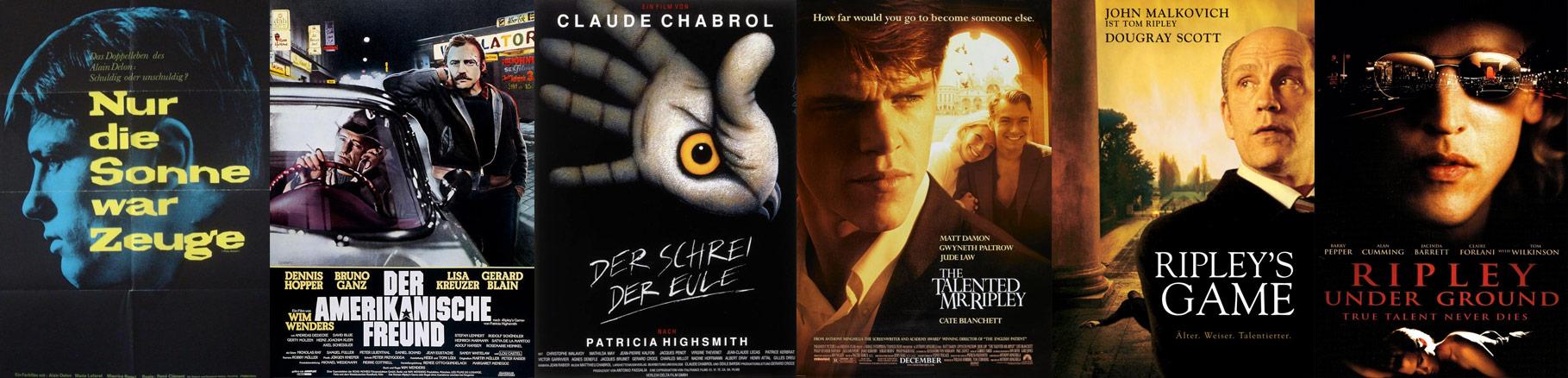 Patricia Highsmith Adaptionen