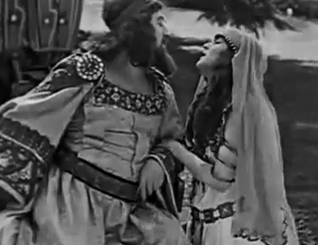 Samson und Deliliah