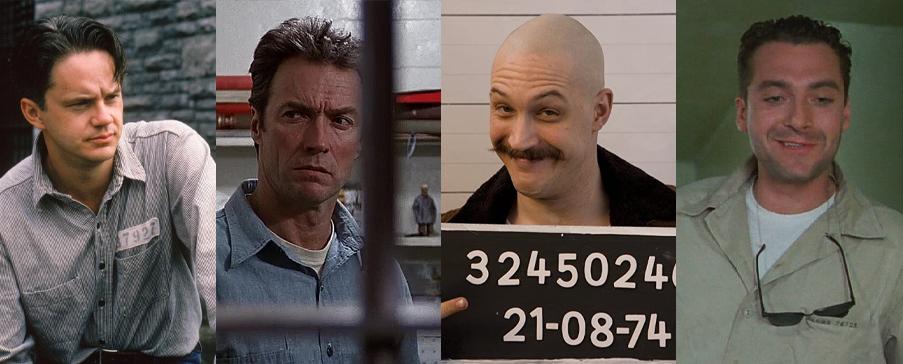 Gefängnisfilm Figuren