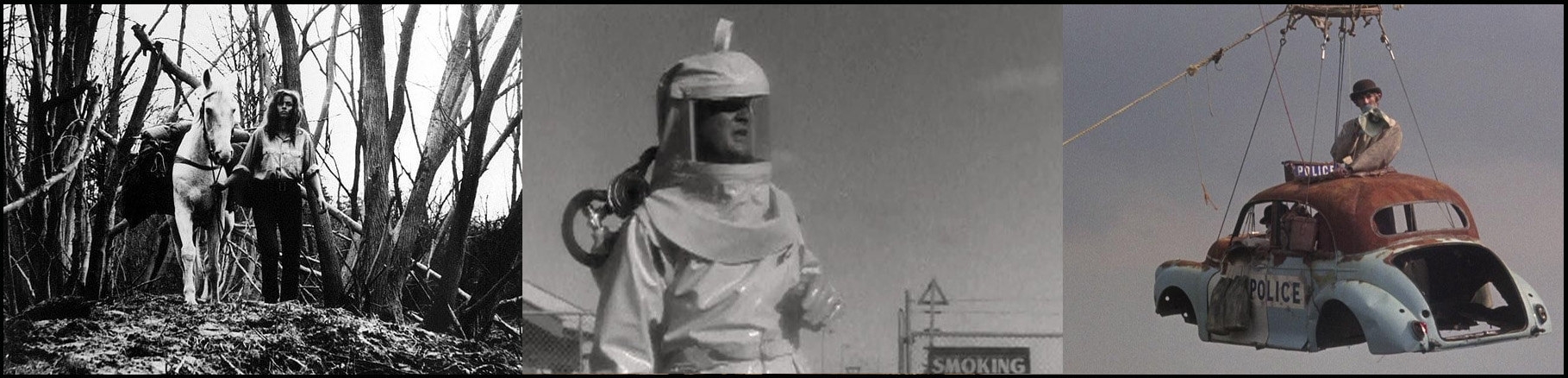 Endzeitfilme 60er Jahre