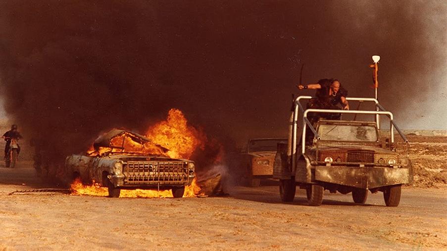 The Executor 1983