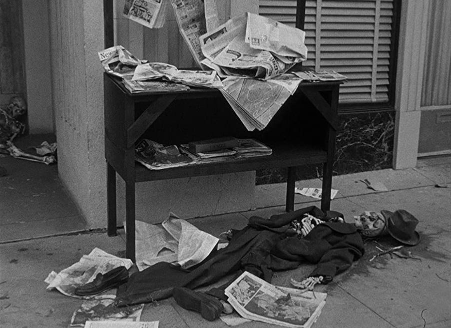 Die letzten Fünf 1951