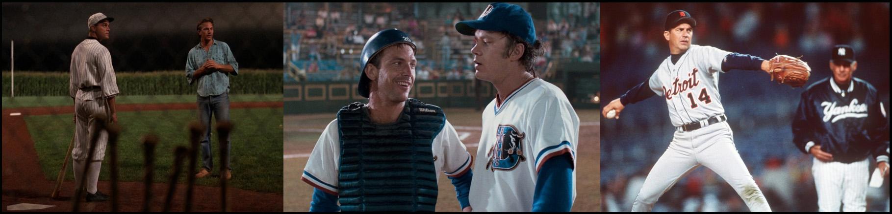 Kevin Costner Baseballfilme