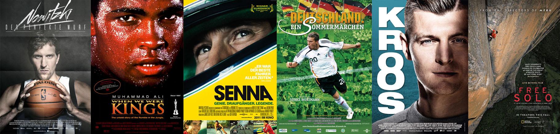 Sportfilm Dokumentationen