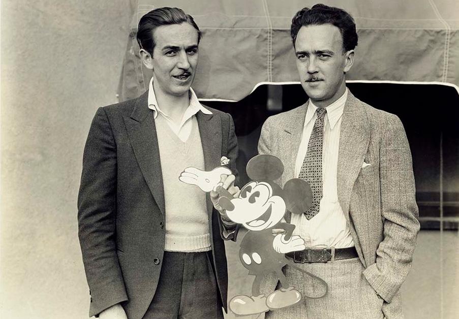 Walt Disney Ub Iwerks