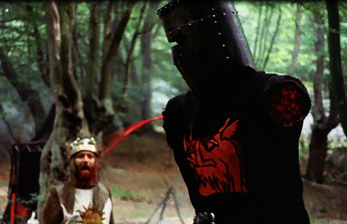 Die Ritter der Kokusnuss